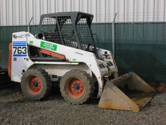 A23 Skid Steer Loader image