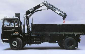 A36 Lorry Loader All Endorsements image