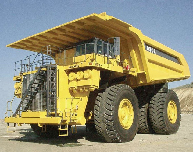 A57 Dump Truck-Rigid Chassis All Endorsements image