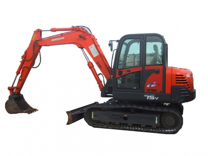 A58 Excavator 360 Tracked / Wheeled <10t image