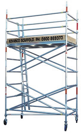 Tower Scaffolding image